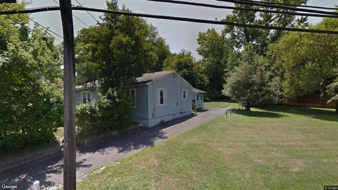 This Google Street View image shows the approximate location of 104 Kresson Road in Cherry Hill. The property at this address changed hands in June 2019, when new owners bought the property for $170,000.