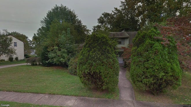 This Google Street View image shows the approximate location of 1413 Longfellow Drive in Cherry Hill. The property at this address changed hands in June 2019, when new owners bought the property for $249,000.