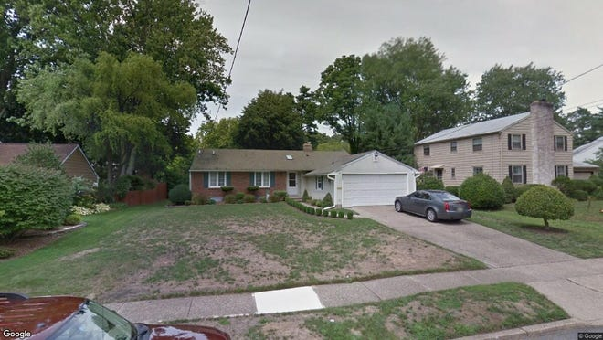 This Google Street View image shows the approximate location of 408 Burning Tree Road in Cherry Hill. The property at this address changed hands in April 2019, when new owner bought the property for $326,000.