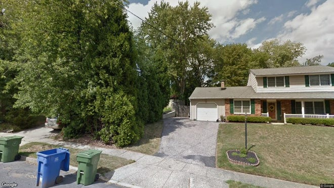 This Google Street View image shows the approximate location of 111 Belle Arbor Drive in Cherry Hill. The property at this address changed hands in June 2019, when new owner bought the property for $225,000.