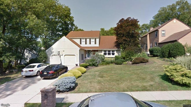 This Google Street View image shows the approximate location of 3 Stage Coach Road in Cherry Hill. The property at this address changed hands in June 2019, when new owner bought the property for $345,000.