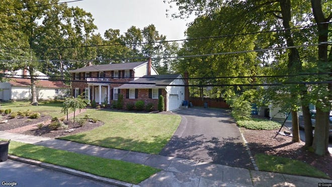 This Google Street View image shows the approximate location of 1009 Annapolis Drive in Cherry Hill. The property at this address changed hands in June 2019, when new owners bought the property for $460,000.