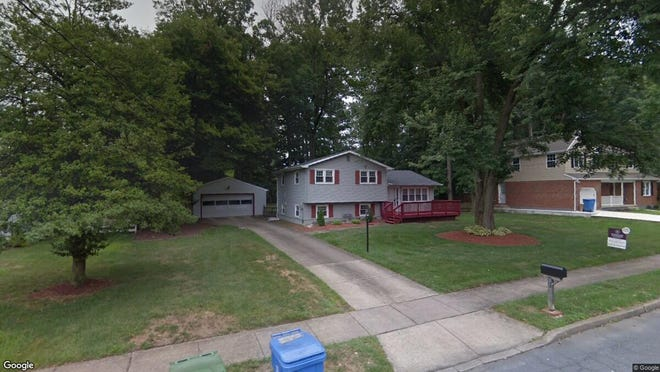 This Google Street View image shows the approximate location of 31 Ranoldo Terrace in Cherry Hill. The property at this address changed hands in June 2019, when new owners bought the property for $250,000.