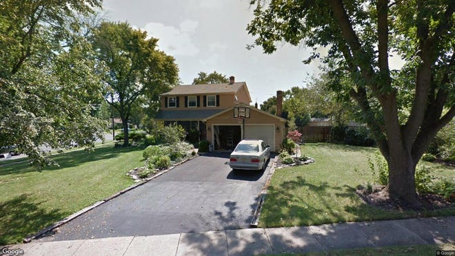 This Google Street View image shows the approximate location of 652 Croyden Drive in Cherry Hill. The property at this address changed hands in May 2019, when new owner bought the property for $295,000.