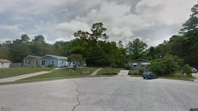 This Google Street View image shows the approximate location of 16 Andrea Court in Gloucester Township. The property at this address changed hands in July 2019, when new owner bought the property for $105,000.