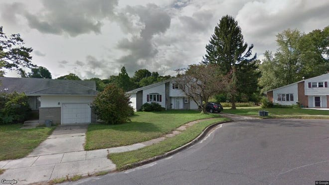 This Google Street View image shows the approximate location of 523 Fresno Court in Gloucester Township. The property at this address changed hands in August 2019, when new owner bought the property for $193,000.