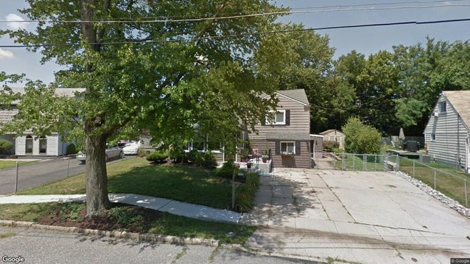 This Google Street View image shows the approximate location of 1313 St. Marks Drive in Gloucester Township. The property at this address changed hands in July 2019, when new owner bought the property for $197,000.