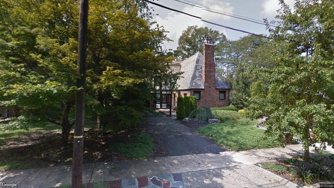 This Google Street View image shows the approximate location of 446 Queensboro Lane in Haddonfield. The property at this address changed hands in August 2019, when new owner bought the property for $658,886.