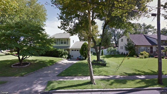 This Google Street View image shows the approximate location of 121 Pelham Road N. in Voorhees. The property at this address changed hands in July 2019, when new owner bought the property for $200,000.