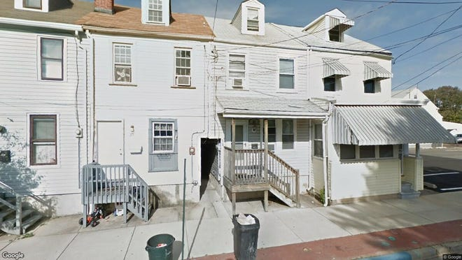 This Google Street View image shows the approximate location of 35 S. Burlington St. in Gloucester City. The property at this address changed hands in July 2019, when new owner bought the property for $52,500.