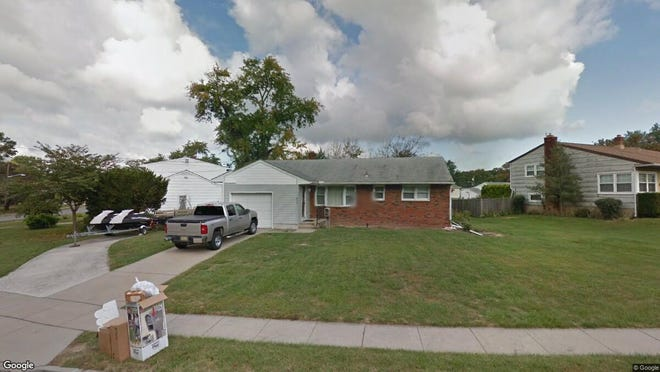 This Google Street View image shows the approximate location of 517 Beverly Drive in Gloucester Township. The property at this address changed hands in July 2019, when new owner bought the property for $170,000.