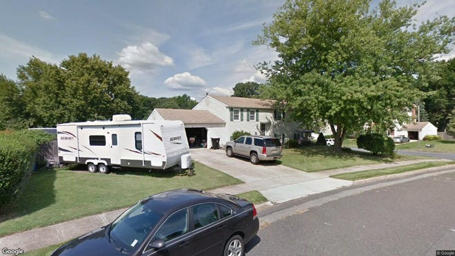 This Google Street View image shows the approximate location of 20 Constitution Road in Gloucester Township. The property at this address changed hands in July 2019, when new owners bought the property for $224,900.