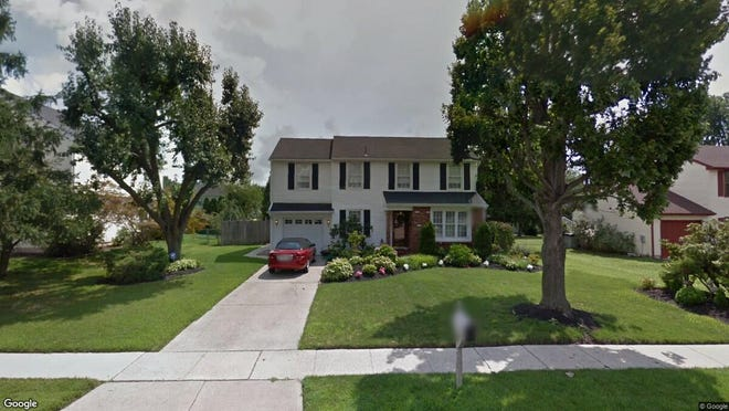 This Google Street View image shows the approximate location of 2554 Tauton Drive in Pennsauken. The property at this address changed hands in August 2019, when new owners bought the property for $259,000.
