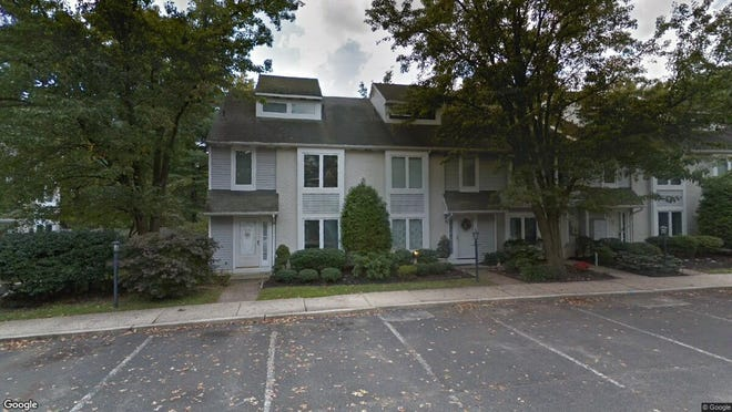This Google Street View image shows the approximate location of 26 Appley Court in Cherry Hill. The property at this address changed hands in July 2019, when new owners bought the property for $175,000.