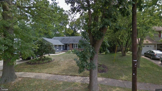 This Google Street View image shows the approximate location of 431 St. Johns Road in Cherry Hill. The property at this address changed hands in July 2019, when new owners bought the property for $258,000.