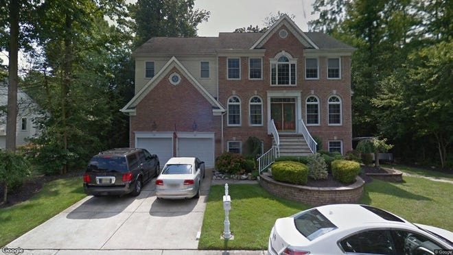 This Google Street View image shows the approximate location of 3 Willow Way Court in Cherry Hill. The property at this address changed hands in August 2019, when new owners bought the property for $557,000.