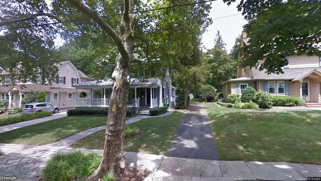This Google Street View image shows the approximate location of 247 W. Summit Ave. in Haddonfield. The property at this address changed hands in August 2019, when new owners bought the property for $739,000.