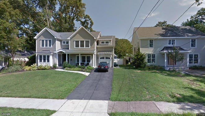 This Google Street View image shows the approximate location of 309 Farwood Road in Haddonfield. The property at this address changed hands in August 2019, when new owners bought the property for $795,000.