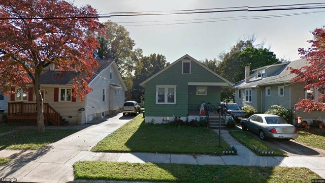 This Google Street View image shows the approximate location of 176 Reading Ave. in Oaklyn. The property at this address changed hands in August 2019, when new owners bought the property for $160,000.