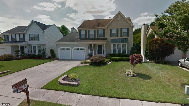 This Google Street View image shows the approximate location of 117 Europa Blvd. in Cherry Hill. The property at this address changed hands in August 2019, when new owners bought the property for $385,000.