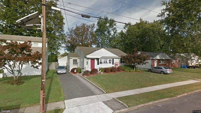 This Google Street View image shows the approximate location of 215 Edwards Ave. in Barrington. The property at this address changed hands in July 2019, when new owners bought the property for $215,000.