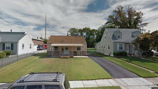 This Google Street View image shows the approximate location of 110 Davis Ave. in Mount Ephraim. The property at this address changed hands in July 2019, when new owner bought the property for $120,000.