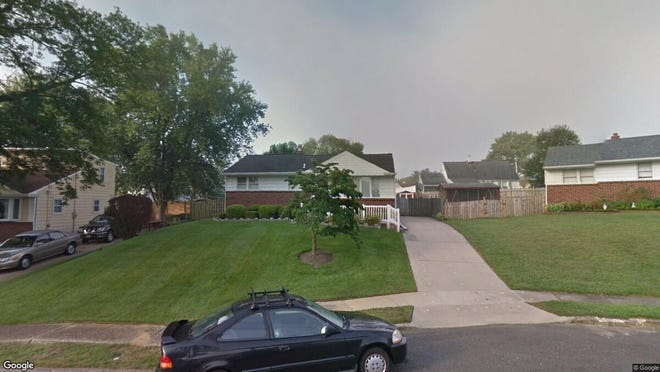 This Google Street View image shows the approximate location of 106 Carlysle Court in Runnemede. The property at this address changed hands in July 2019, when new owner bought the property for $165,000.