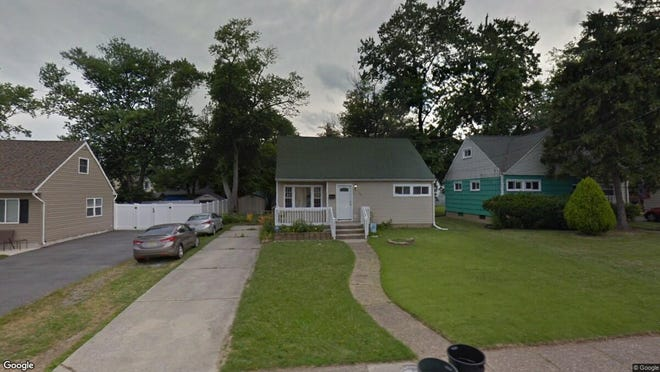 This Google Street View image shows the approximate location of 143 Schubert Ave. in Runnemede. The property at this address changed hands in July 2019, when new owners bought the property for $165,000.