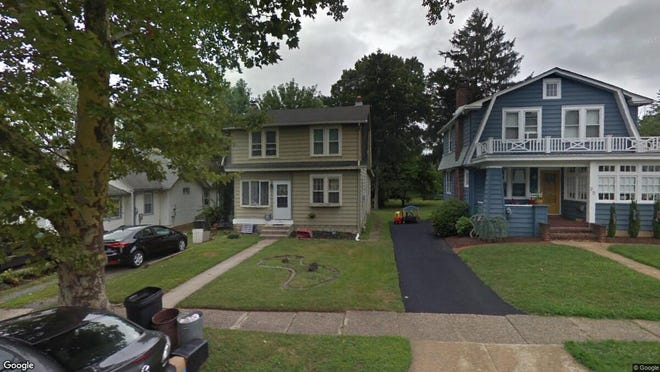 This Google Street View image shows the approximate location of 33 Haverford Ave. in Runnemede. The property at this address changed hands in July 2019, when new owner bought the property for $143,000.