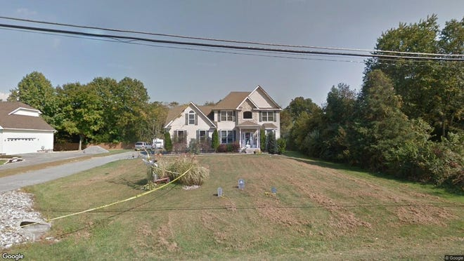 This Google Street View image shows the approximate location of 673 Fairview Road in Elk. The property at this address changed hands in June 2019, when new owners bought the property for $281,000.