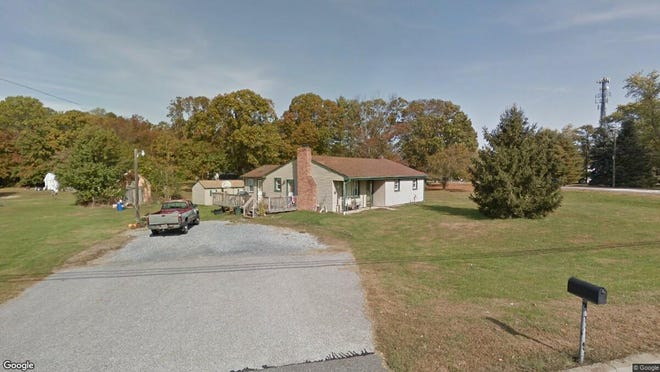This Google Street View image shows the approximate location of 901 Bankbridge Road in Deptford. The property at this address changed hands in July 2019, when new owner bought the property for $235,000.
