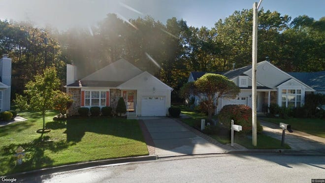 This Google Street View image shows the approximate location of 546 Capri Court in Monroe. The property at this address changed hands in July 2019, when new owner bought the property for $194,500.
