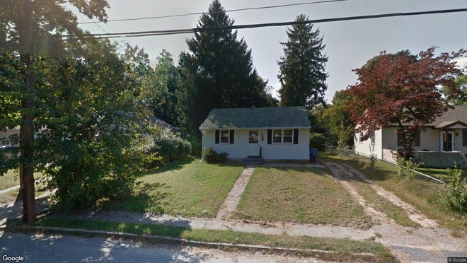 This Google Street View image shows the approximate location of 654 N. New St. in Clayton. The property at this address changed hands in August 2019, when new owner bought the property for $115,000.