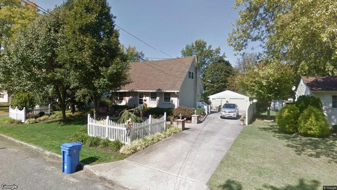 This Google Street View image shows the approximate location of 77 Walnut St. in Clayton. The property at this address changed hands in August 2019, when new owner bought the property for $189,000.
