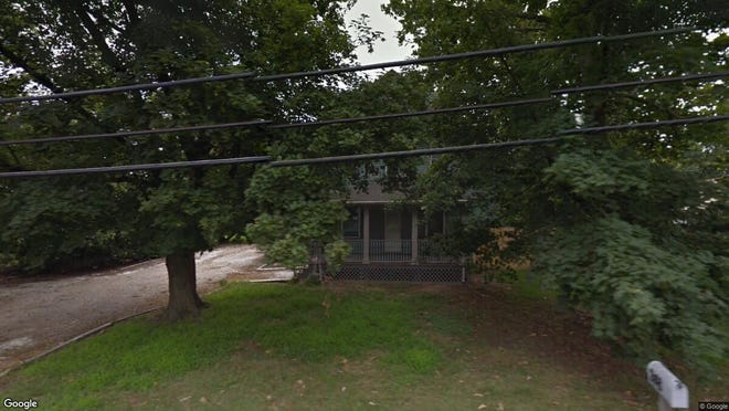 This Google Street View image shows the approximate location of 248 Swedesboro Road in Greenwich. The property at this address changed hands in July 2019, when new owners bought the property for $230,000.