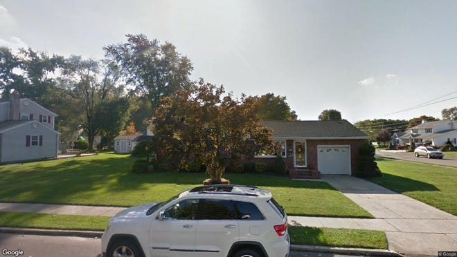 This Google Street View image shows the approximate location of 261 Carson Ave. in Greenwich. The property at this address changed hands in August 2019, when new owner bought the property for $180,000.