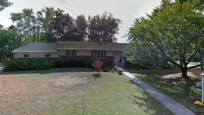 This Google Street View image shows the approximate location of 400 Mc Devitt Drive in Greenwich. The property at this address changed hands in September 2019, when new owners bought the property for $188,000.