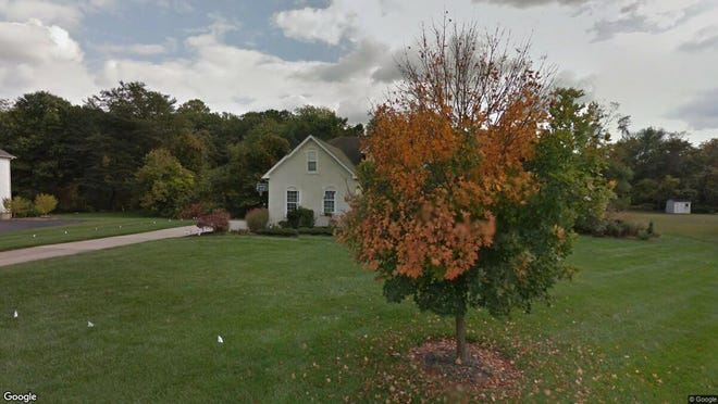 This Google Street View image shows the approximate location of 208 Jockey Hollow Run in Woolwich. The property at this address changed hands in September 2019, when new owner bought the property for $477,900.