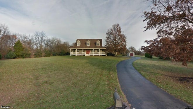 This Google Street View image shows the approximate location of 66 Kirschling Drive in Woolwich. The property at this address changed hands in September 2019, when new owners bought the property for $397,500.