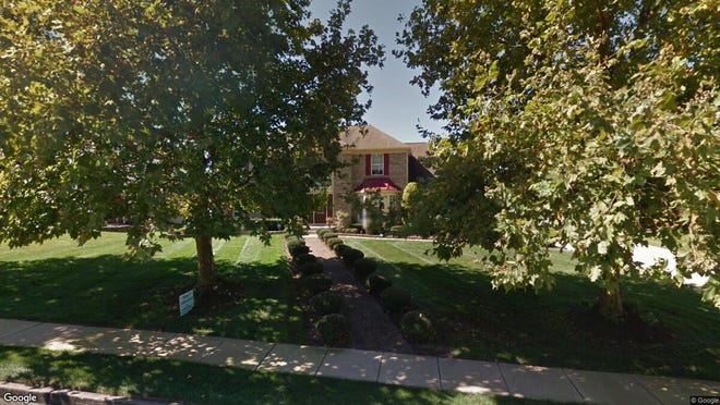 This Google Street View image shows the approximate location of 27 Quail Hollow Drive in Washington. The property at this address changed hands in August 2019, when new owner bought the property for $388,000.