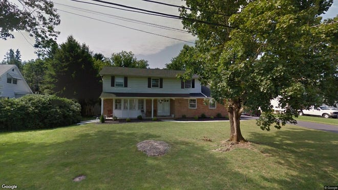 This Google Street View image shows the approximate location of 2073 Cottonwood Drive in Vineland. The property at this address changed hands in July 2019, when new owner bought the property for $240,000.