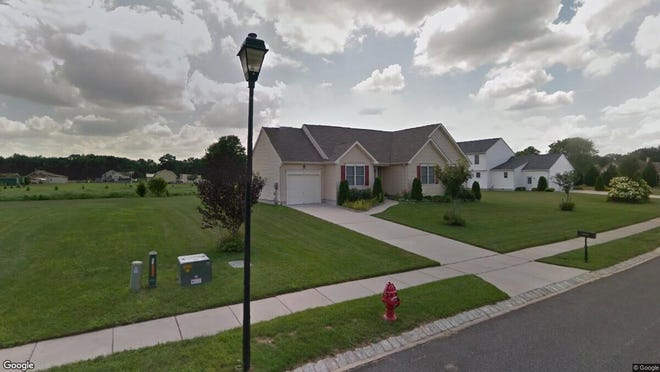 This Google Street View image shows the approximate location of 1111 Gianna Court in Vineland. The property at this address changed hands in August 2019, when new owner bought the property for $219,900.