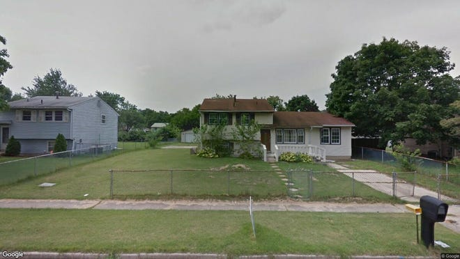 This Google Street View image shows the approximate location of 556 Bradford Drive in Vineland. The property at this address changed hands in July 2019, when new owners bought the property for $165,000.