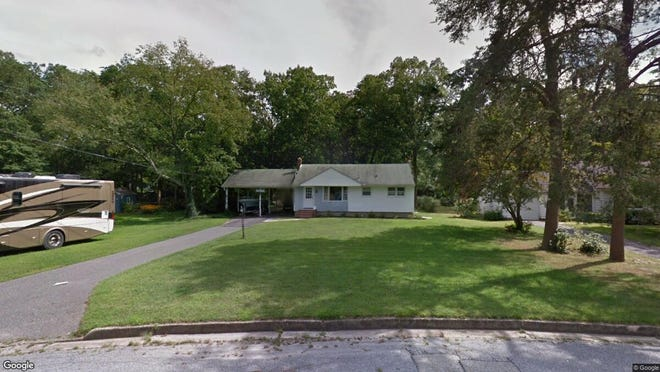 This Google Street View image shows the approximate location of 2413 Shelburn Road in Millville. The property at this address changed hands in September 2019, when new owner bought the property for $139,120.
