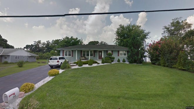 This Google Street View image shows the approximate location of 646 Foster Ave. in Vineland. The property at this address changed hands in September 2019, when new owner bought the property for $181,900.