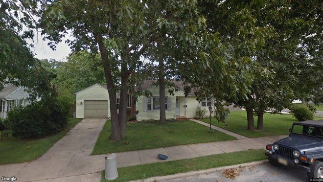This Google Street View image shows the approximate location of 801 Ninth St. N. in Millville. The property at this address changed hands in September 2019, when new owner bought the property for $58,000.