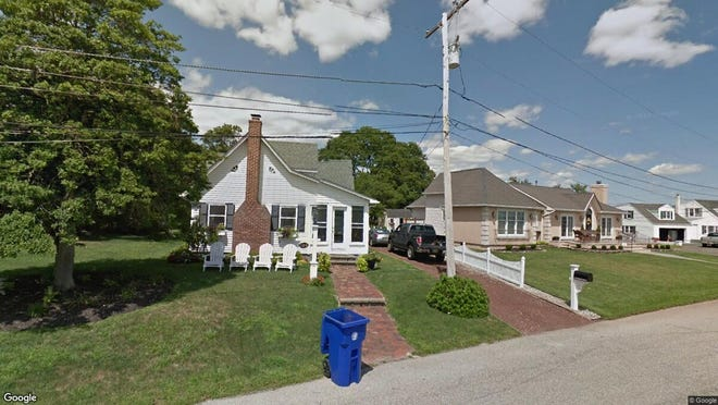This Google Street View image shows the approximate location of 9 Bay Shore Drive in Toms River. The property at this address changed hands in May 2019, when new owner bought the property for $350,000.
