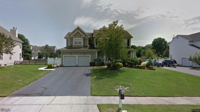 This Google Street View image shows the approximate location of 3 Chiswick Drive in Jackson. The property at this address changed hands in June 2019, when new owners bought the property for $466,000.
