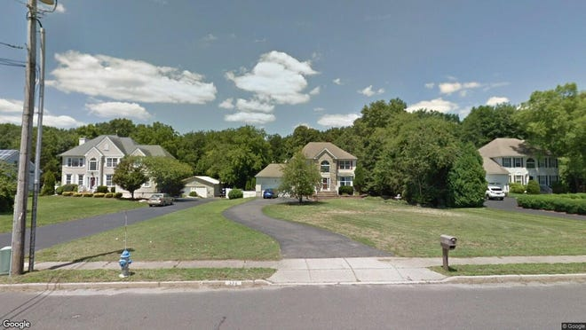 This Google Street View image shows the approximate location of 378 Jackson Mills Road in Jackson. The property at this address changed hands in April 2019, when new owner bought the property for $395,000.
