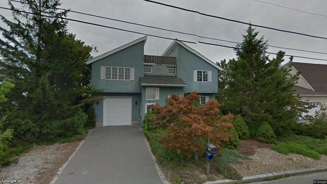 This Google Street View image shows the approximate location of 842 Spar Drive in Lacey. The property at this address changed hands in June 2019, when new owners bought the property for $435,000.